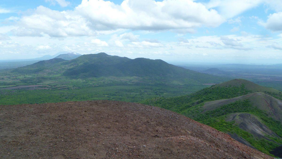 Sandboarding Cerro Negro Nicaragua
