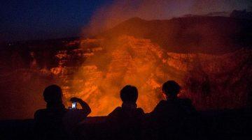 Volcán Masaya-Tour Nocturno