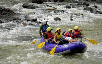 Water Rafting Matagalpa